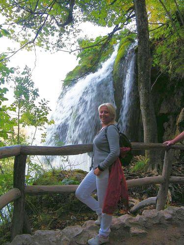 Kirándulás a Plitvicei tavakhoz Kálazi Ági vezetésével