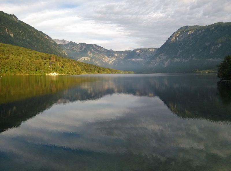 Kirándulás Szlovénia legnagyobb tavához a Bohinji-tóhoz Kálazi Ági vezetésével