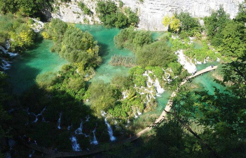 Kirándulás Plitvicei tavakhoz Kálazi Ágival az Életerő Egyesület szervezésében